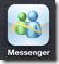 iPhoneの Windows Live Messenger