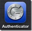 Google 認証システム(Authenticator)アプリ